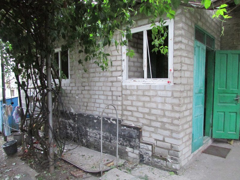 Авдеевка вновь подверглась обстрелу (ФОТО), фото-1