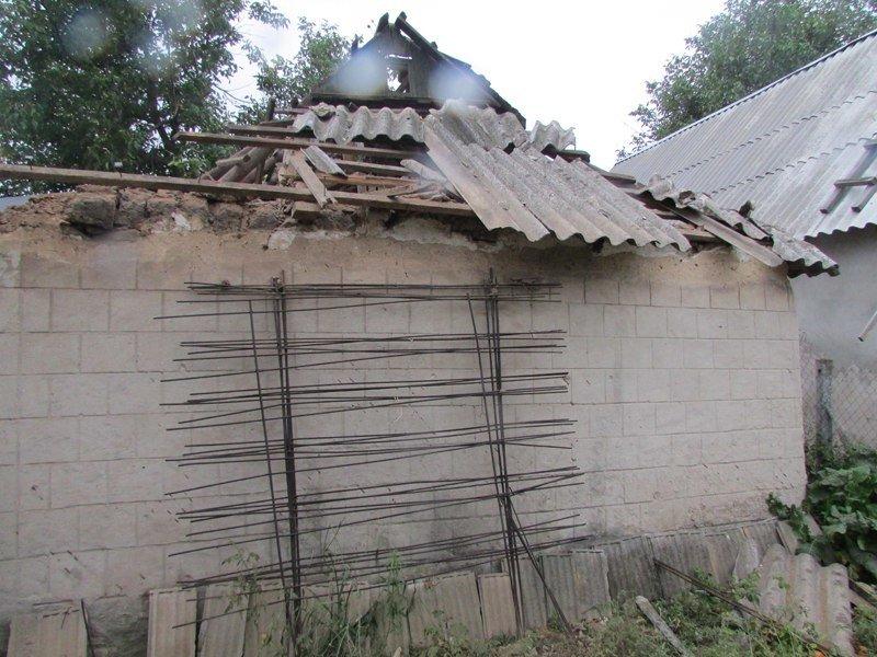 Авдеевка вновь подверглась обстрелу (ФОТО), фото-4