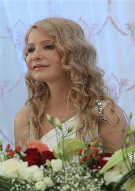 """Соцсети """"взорвал"""" новый образ Юлии Тимошенко (ФОТО), фото-3"""