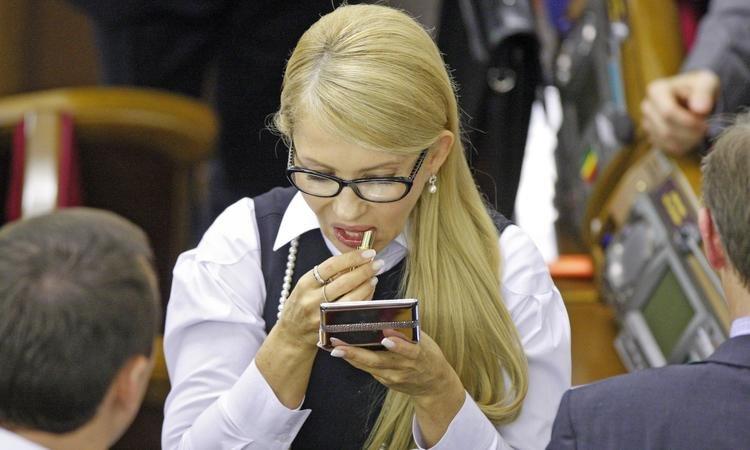 """Соцсети """"взорвал"""" новый образ Юлии Тимошенко (ФОТО), фото-4"""