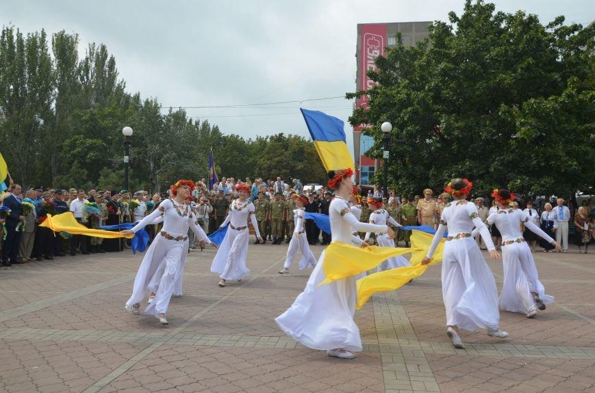Сине-желтый Мариуполь (ФОТО), фото-21