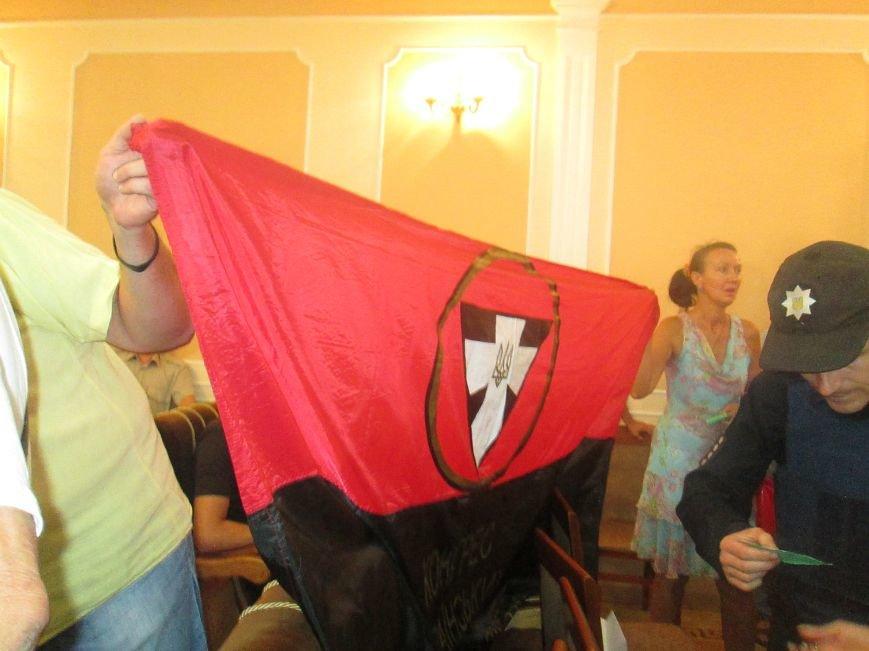 Как одесские патриоты слушания в горсовете срывали (ФОТО, ВИДЕО), фото-3