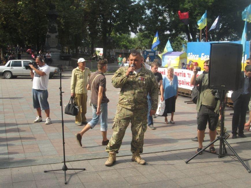 Как одесские патриоты слушания в горсовете срывали (ФОТО, ВИДЕО), фото-4