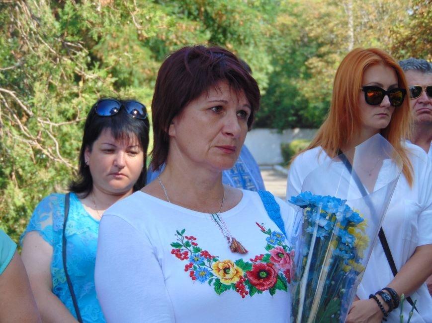 Тем, кто стоял насмерть: в Николаеве открыли памятник героям-десантникам (ФОТОРЕПОРТАЖ), фото-10