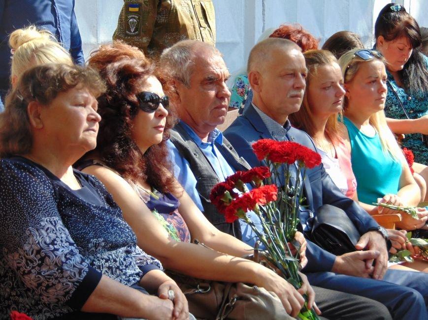 Тем, кто стоял насмерть: в Николаеве открыли памятник героям-десантникам (ФОТОРЕПОРТАЖ), фото-14