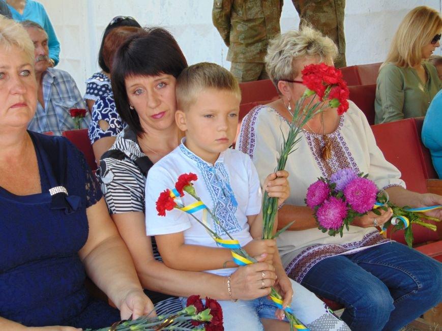 Тем, кто стоял насмерть: в Николаеве открыли памятник героям-десантникам (ФОТОРЕПОРТАЖ), фото-11