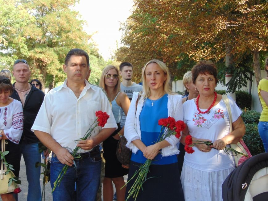 Тем, кто стоял насмерть: в Николаеве открыли памятник героям-десантникам (ФОТОРЕПОРТАЖ), фото-13