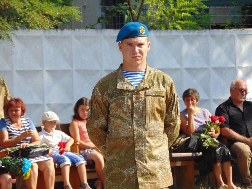 Тем, кто стоял насмерть: в Николаеве открыли памятник героям-десантникам (ФОТОРЕПОРТАЖ), фото-15