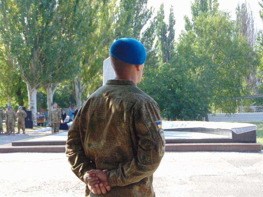 Тем, кто стоял насмерть: в Николаеве открыли памятник героям-десантникам (ФОТОРЕПОРТАЖ), фото-6