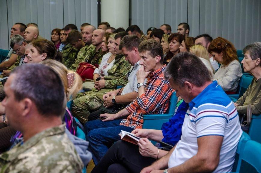 Сразу две книги об Иловайской трагедии презентовали в Днепропетровской ОГА (ФОТО), фото-13