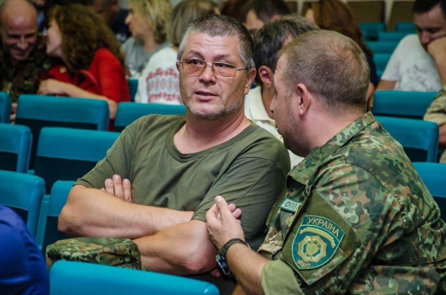 Сразу две книги об Иловайской трагедии презентовали в Днепропетровской ОГА (ФОТО), фото-4