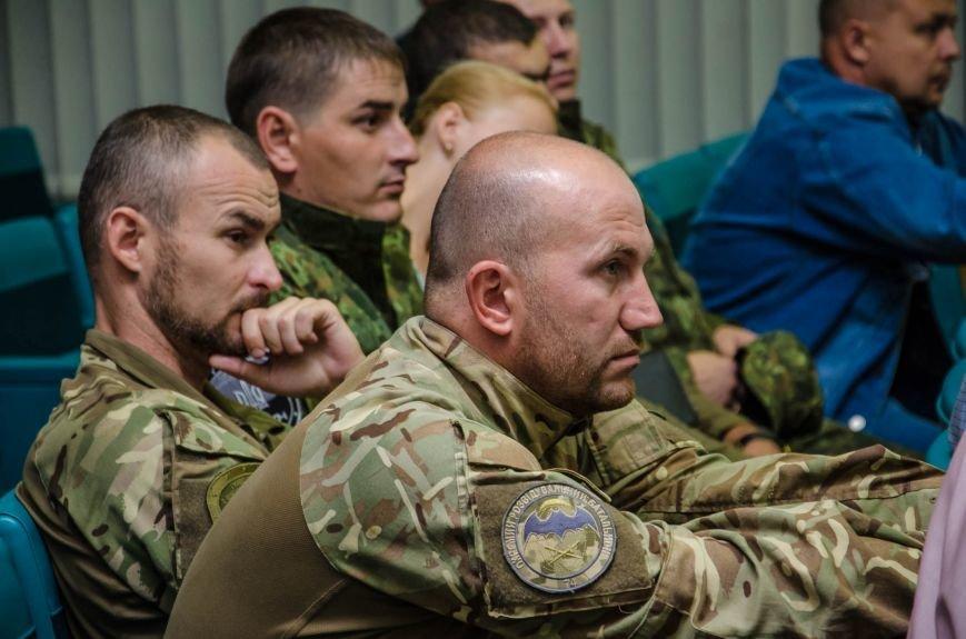 Сразу две книги об Иловайской трагедии презентовали в Днепропетровской ОГА (ФОТО), фото-7