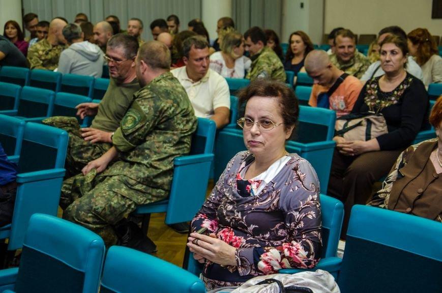 Сразу две книги об Иловайской трагедии презентовали в Днепропетровской ОГА (ФОТО), фото-10