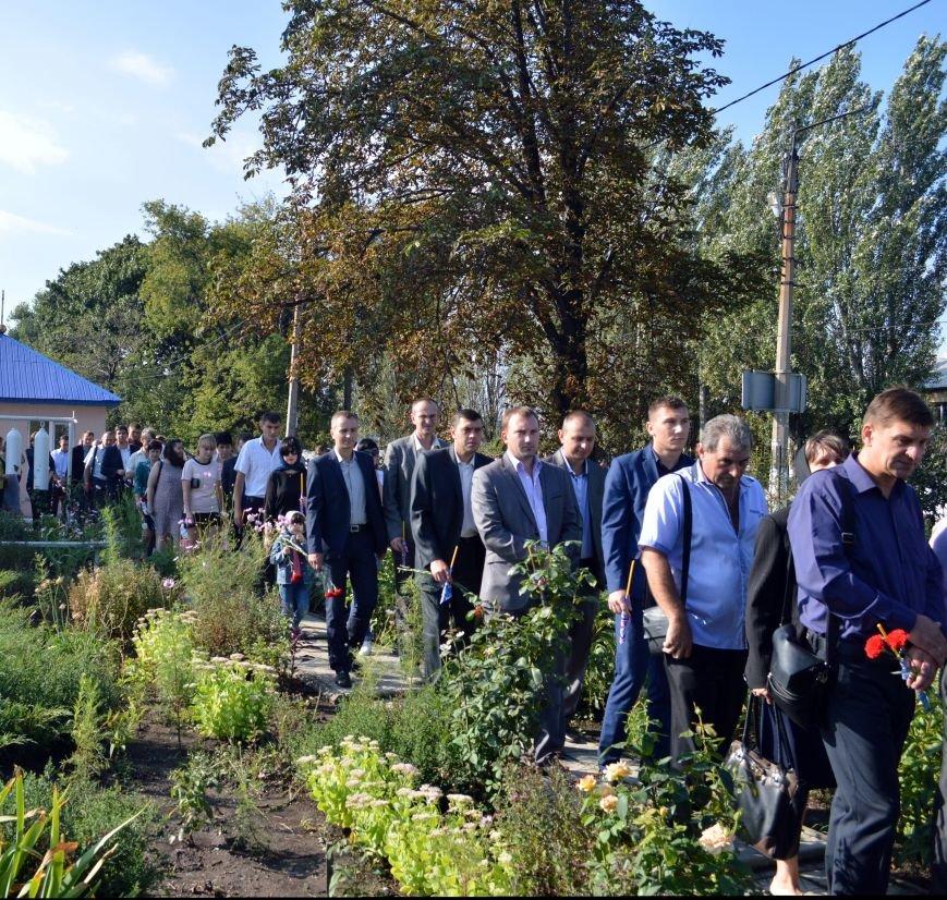 В Доброполье прошла панихида по погибшим шахтёрам, фото-2