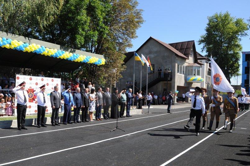 Кропивницкий: состоялось открытие соревнований на Кубок Украины по пожарно-прикладному спорту, фото-2