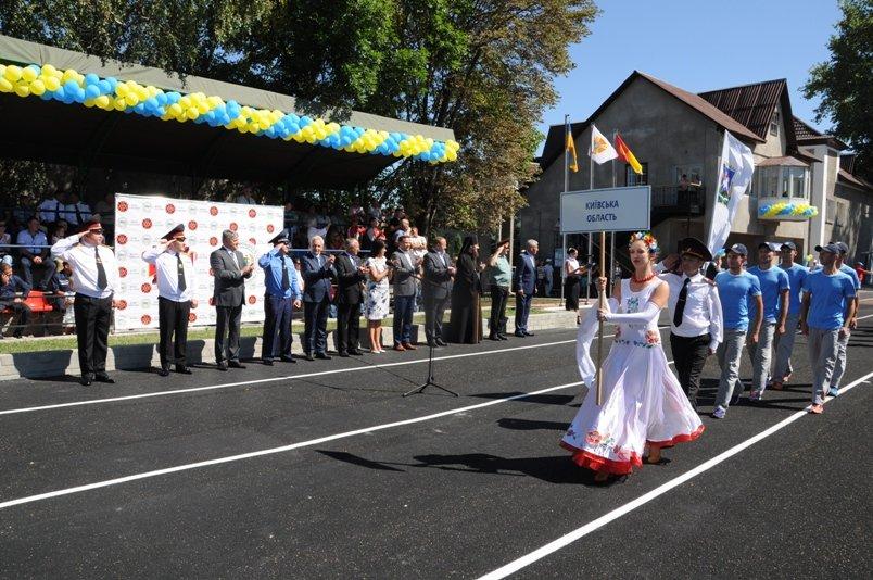 Кропивницкий: состоялось открытие соревнований на Кубок Украины по пожарно-прикладному спорту, фото-4