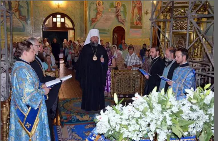 Православные криворожане празднуют Успение Пресвятой Богородицы (ФОТО), фото-7
