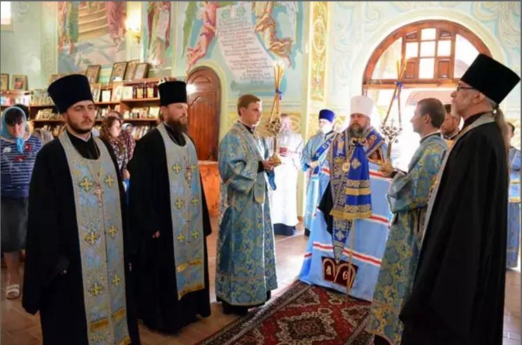 Православные криворожане празднуют Успение Пресвятой Богородицы (ФОТО), фото-1