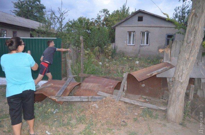 Убийство ребенка в селе на юге Одесской области спровоцировало народный бунт (ФОТО, ВИДЕО), фото-3