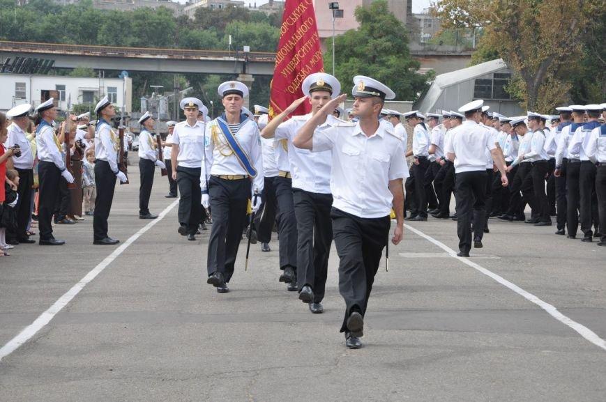 Военные моряки в Одессе приняли присягу (ФОТО), фото-16