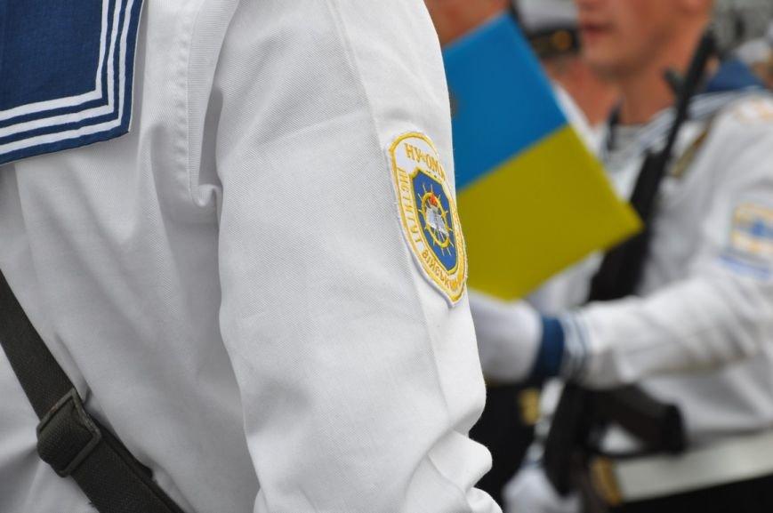 Военные моряки в Одессе приняли присягу (ФОТО), фото-6