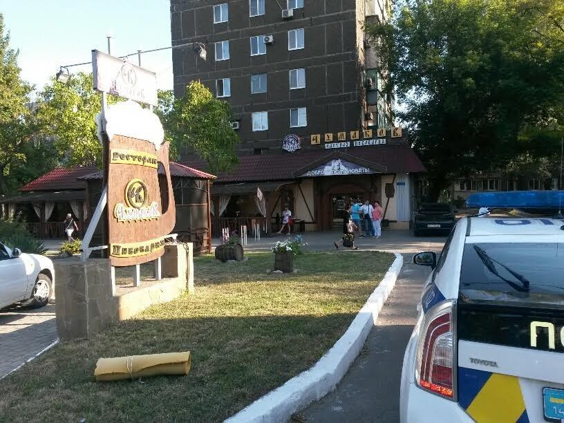 В Мариуполе под колеса мопеда попал пешеход (Фотофакт), фото-2