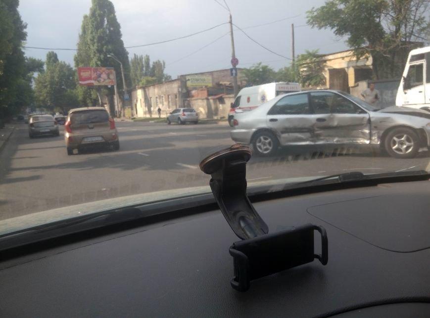 Одесская Пересыпь парализована из-за масштабного ДТП (ФОТО), фото-5