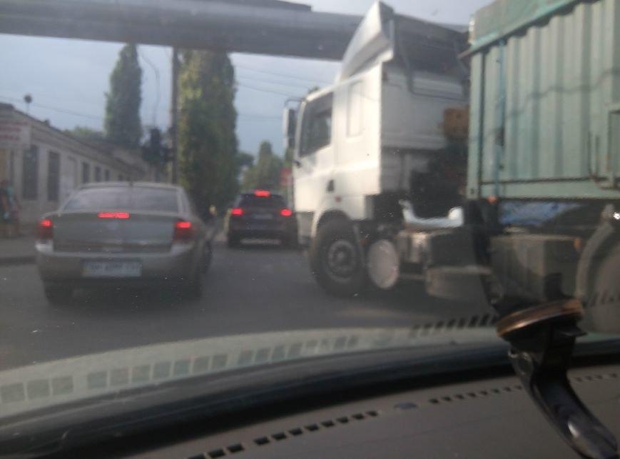 Одесская Пересыпь парализована из-за масштабного ДТП (ФОТО), фото-3