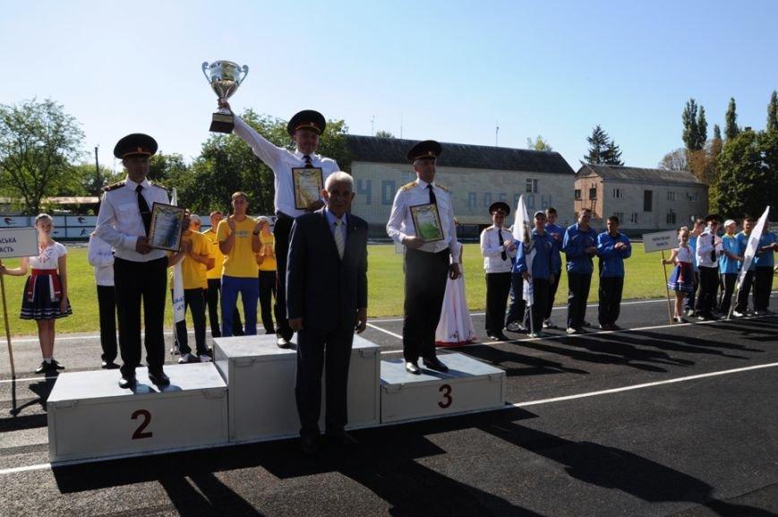 Кропивницкий: состоялась торжественная церемония награждения победителей соревнований на Кубок Украины по пожарно-прикладному спорту, фото-6