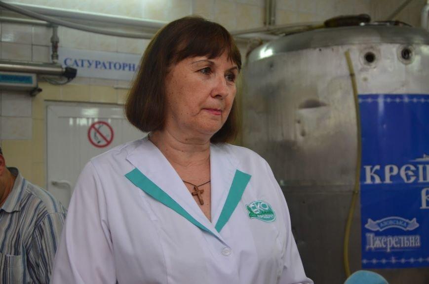 В Мариуполе внедрили уникальную ультрафильтрационную установку по очистке воды (ФОТО+ВИДЕО), фото-2