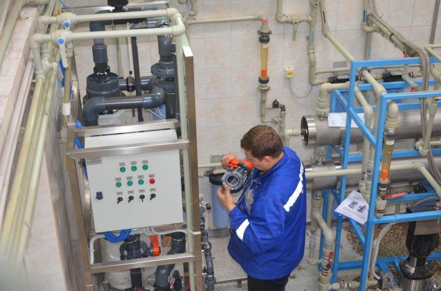 В Мариуполе внедрили уникальную ультрафильтрационную установку по очистке воды (ФОТО+ВИДЕО), фото-6