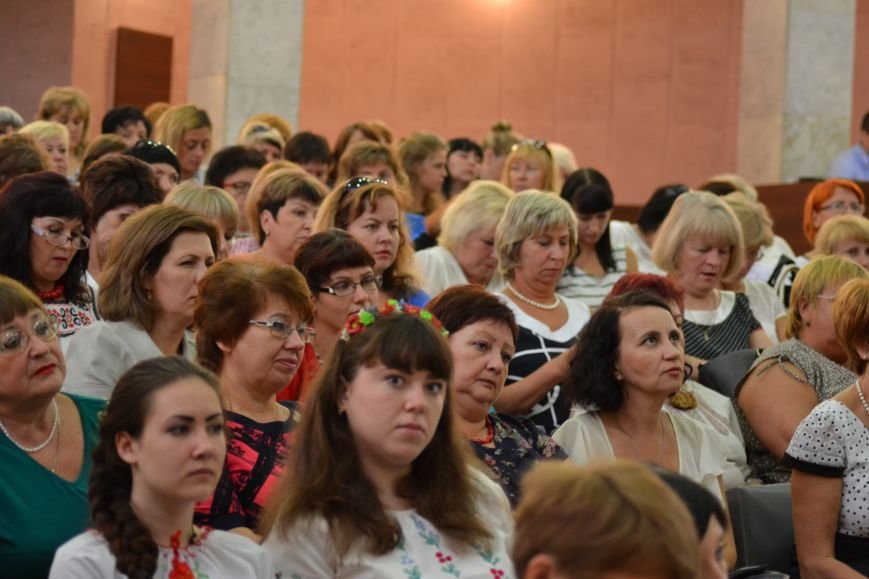 В Каменском прошла августовская конференция педагогических работников, фото-2