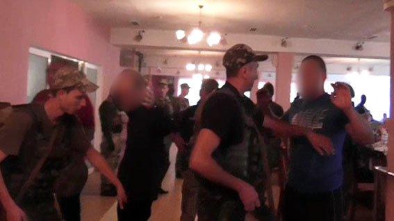 В Святогорске задержали криминальных авторитетов со всего СНГ (ФОТО), фото-9