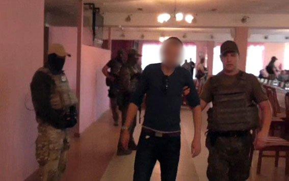 В Святогорске задержали криминальных авторитетов со всего СНГ (ФОТО), фото-7