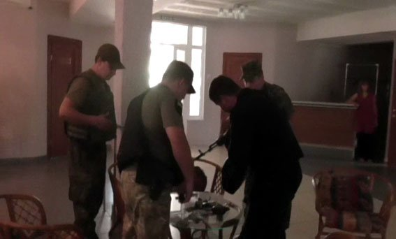 В Святогорске задержали криминальных авторитетов со всего СНГ (ФОТО), фото-3