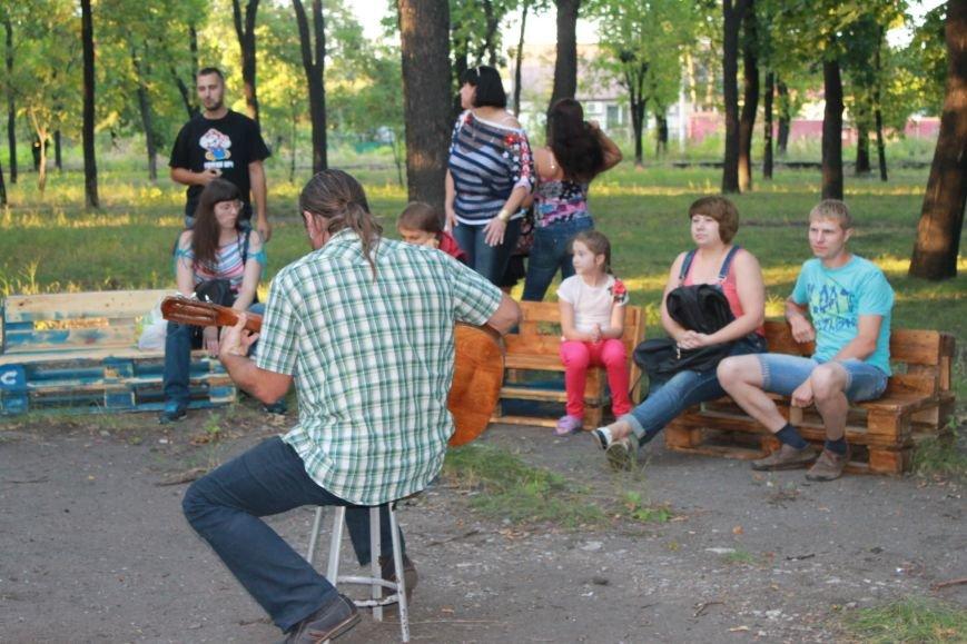 День шахтёра и День города по-добропольски. Как в Доброполье отметили два главных праздника лета, фото-16