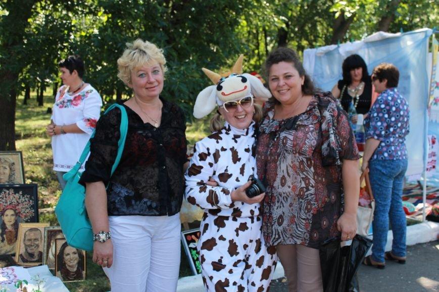 День шахтёра и День города по-добропольски. Как в Доброполье отметили два главных праздника лета, фото-7