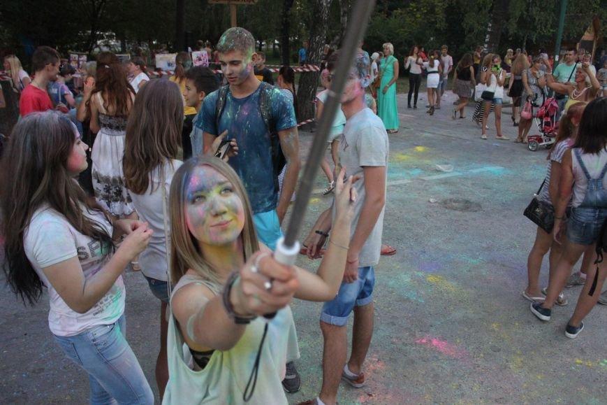 У Білій Церкві пройшов яскравий фестиваль Холі (фото), фото-4