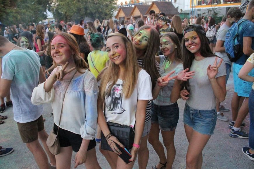 У Білій Церкві пройшов яскравий фестиваль Холі (фото), фото-3