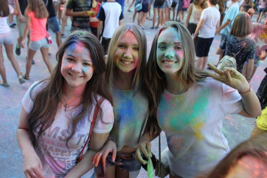 У Білій Церкві пройшов яскравий фестиваль Холі (фото), фото-7