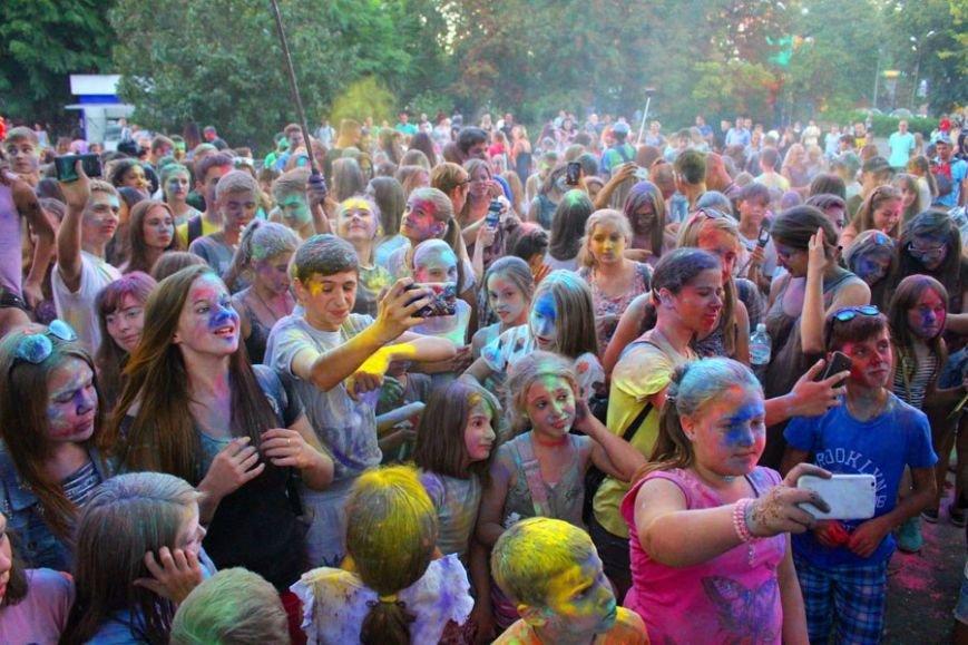 У Білій Церкві пройшов яскравий фестиваль Холі (фото), фото-1