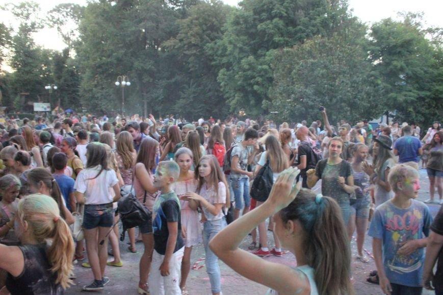У Білій Церкві пройшов яскравий фестиваль Холі (фото), фото-6