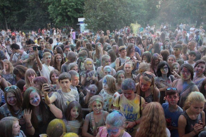 У Білій Церкві пройшов яскравий фестиваль Холі (фото), фото-5