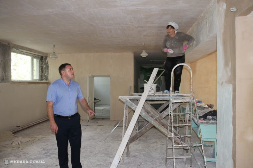 В учебных заведениях Николаева близятся к завершению ремонтные работы (ФОТО), фото-5
