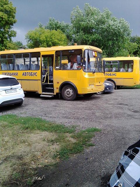 Школы Добропольского района получили новые автобусы, фото-1