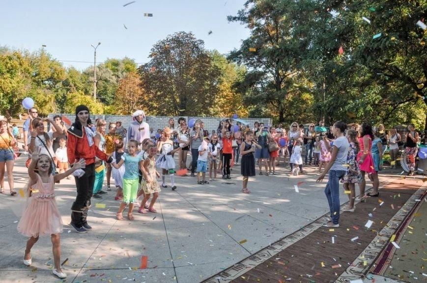 ГП «Артемсоль» отпраздновало свой 135-летний юбилей и День шахтера ярким концертом, фото-1