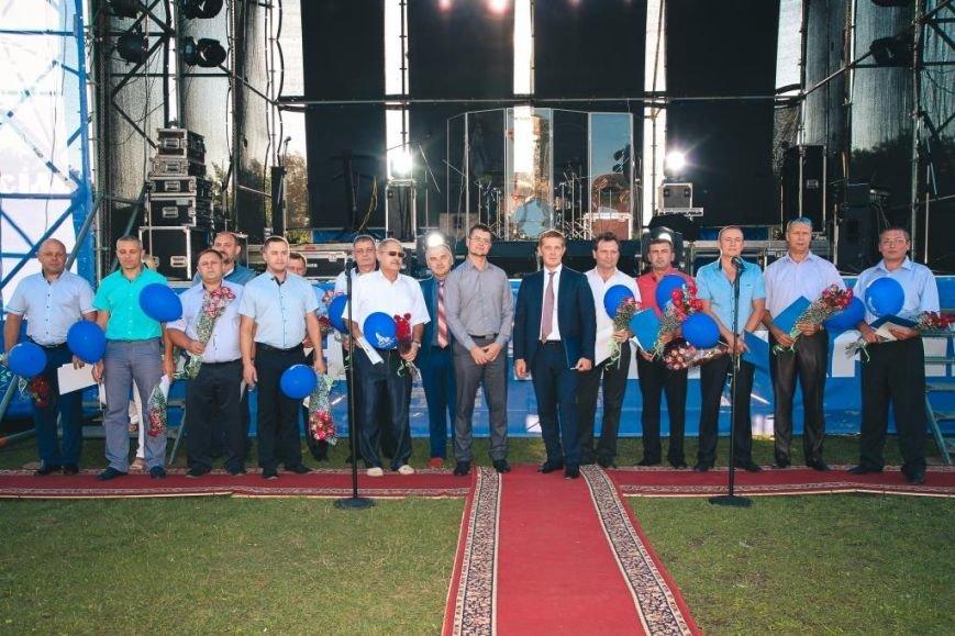 ГП «Артемсоль» отпраздновало свой 135-летний юбилей и День шахтера ярким концертом, фото-5