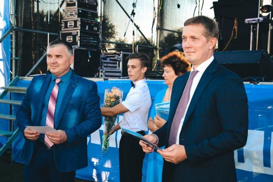 ГП «Артемсоль» отпраздновало свой 135-летний юбилей и День шахтера ярким концертом, фото-4