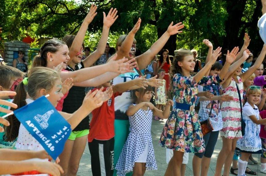 ГП «Артемсоль» отпраздновало свой 135-летний юбилей и День шахтера ярким концертом, фото-2