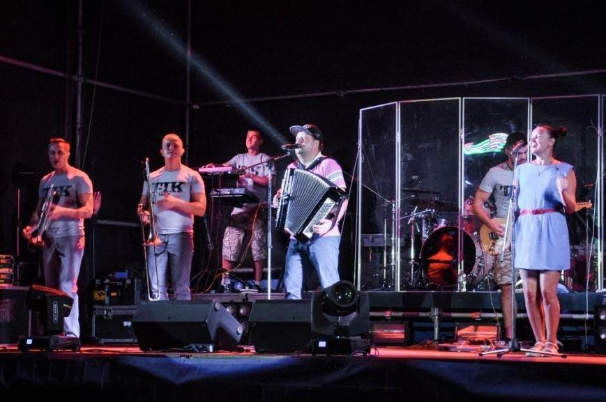 ГП «Артемсоль» отпраздновало свой 135-летний юбилей и День шахтера ярким концертом, фото-8